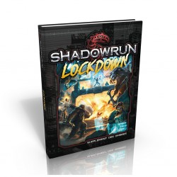Shadowrun 5 - Lockdowwn FR