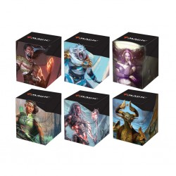 MTG Core Set 2019 deckbox v3 Liliana