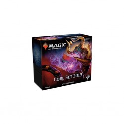 MTG Core Set 2019 bundle de 10 boosters ENG