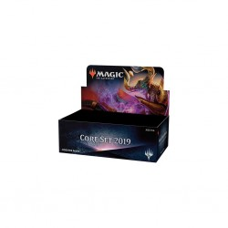 MTG core set 2019 boite de 36 boosters ENG
