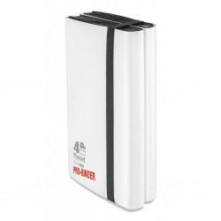 Pro-binder 4 UP 480 cartes blanc -