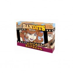 Colt express extension bandits, belle FR EN
