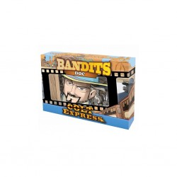 Colt express extension bandits, doc FR EN