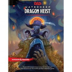 D&D 5 - Waterdeep dragon heist VO