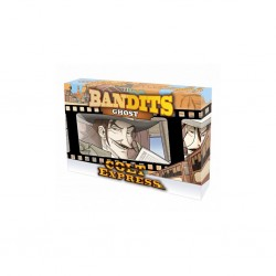 Colt Express - Extension Bandits Ghost FR/EN