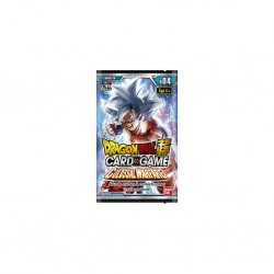 Dragon ball super JCC - Booster série 4 FR