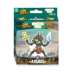 King of tokyo monster pack anubis