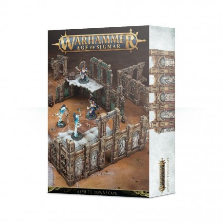 Age of Sigmar Azyrite Townscape
