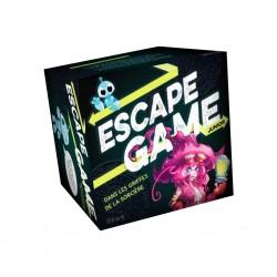 Escape game junior - dans les griffes de la sorciere