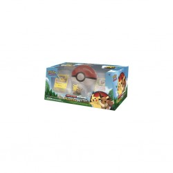 PK - coffret poke ball pikachu / evolli