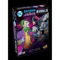 Dc comics deck building - rivals batman vs le joker