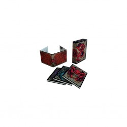 D&D next - core rulebook gift set CE