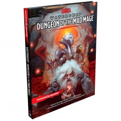 D&D next - waterdeep dungeon of the mad mage