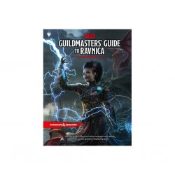 D&D Next - guildmaster guide to ravnica