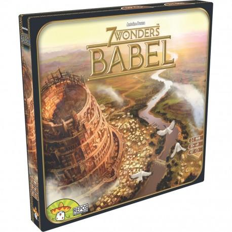 • 7 Wonders : Babel