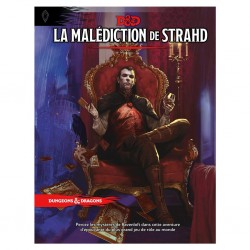 Donjons & dragons 5 - la malediction de strahd VF