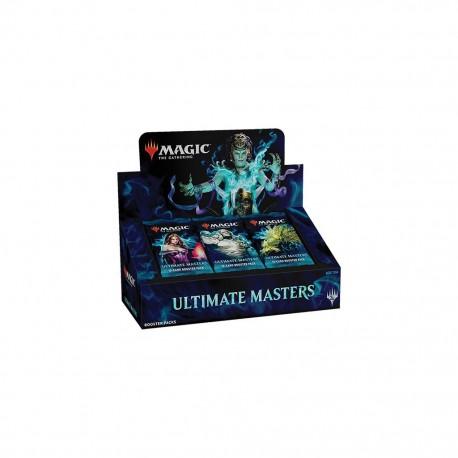 Mtg - ultimate masters 2018 box de 24