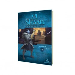 Shaan - itinerances tome 1