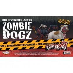 Zombicide - zombie dogz