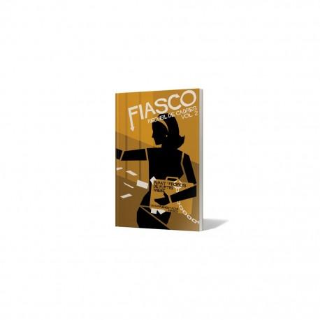 Fiasco - recueil de cadres vol 2