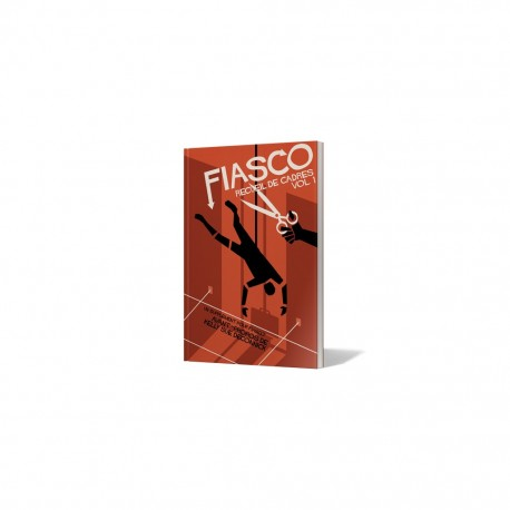 Fiasco - Receuil De Cadres Volume 1