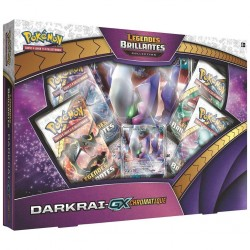 PK - coffret darkrai gx chromatique