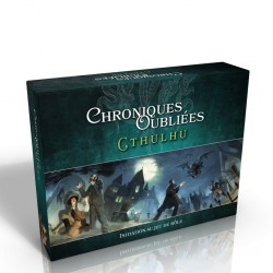 Chroniques oubliees contemporain - boite initiation cthulhu