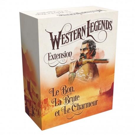 Western legends - le bon la brute et le charmeur