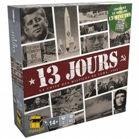 13 jours (+ 13 minutes)