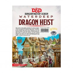 D&D Next - waterdeep dragon heist
