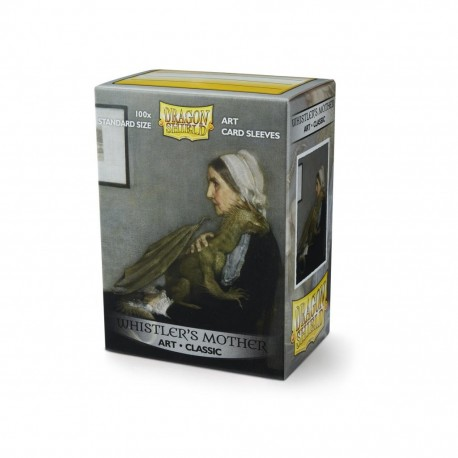Dragon shield Art - whistlers mother