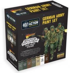 Bolt action - german paint set