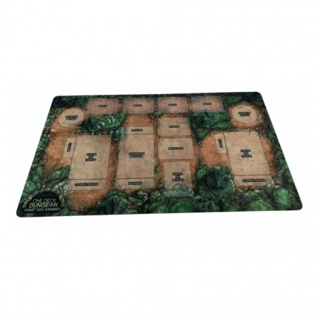 One deck dungeon tapis