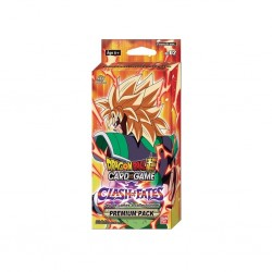 Dragon ball super JCC - Premium Pack clash of fates GE02