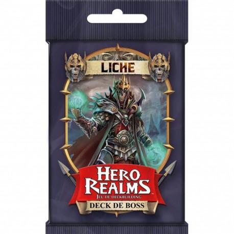 Hero realms - Dess Boss Liche