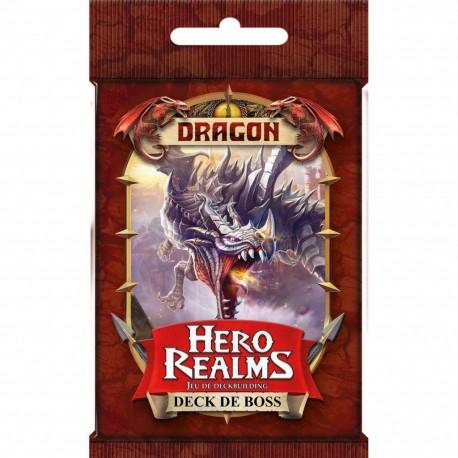 Hero realms - Dess Boss Dragon