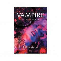 Vampire mascarade V5 - Kit Intro