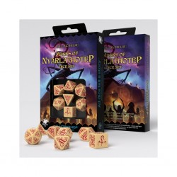 QW - call of cthulhu masks of nyarlathotep