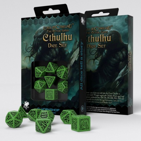 QW - call of cthulhu the outer gods cthulhu