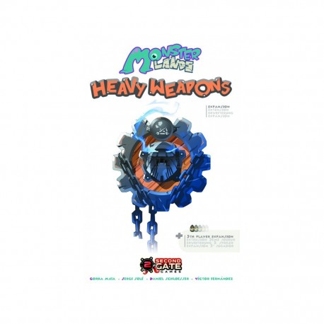 Monster lands - heavy weapons