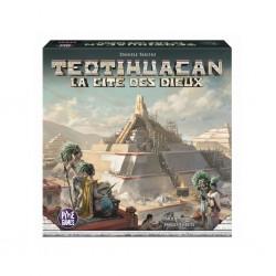 Teotihuacan - la cite des dieux