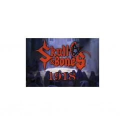 Skull & bones - 1918