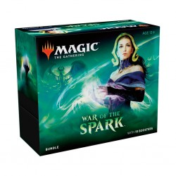 MTG - war of spark bundle