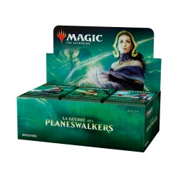 MTG - guerre des planeswalkers boite 36 boosters