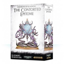Daemons of slaanesh - the concorted epitome