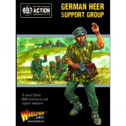 Bolt action german heer support group