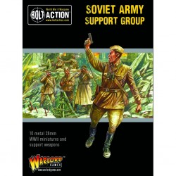 Bolt action Soviet army support group