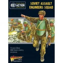 Bolt action soviet assaukt engineers squad