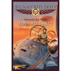 Blood red skies german ace pilot eduard tratt