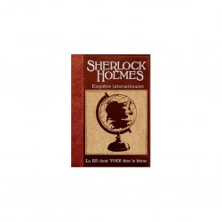 Sherlock holmes enquetes internationales BD